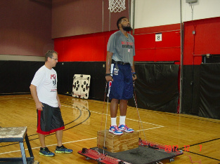 how to increase vertical jump for basketball fast